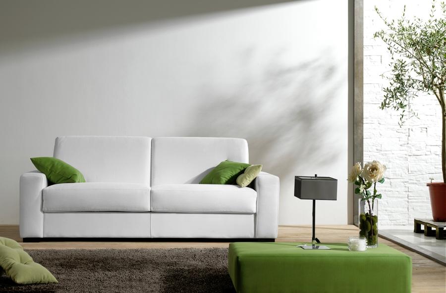 Sofá cama 3 plazas moderno