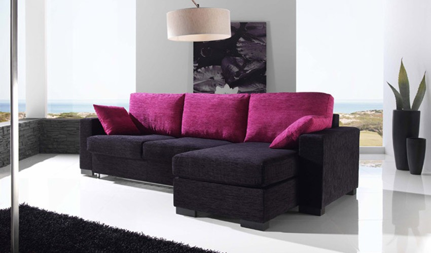 Sofa control mountain lion thomas jefferson - Sofa rinconera con chaise longue ...