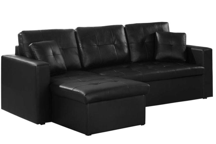Sofá cama chaiselongue Toledo