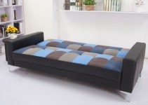 Sofá cama clic-clac bimaterial