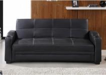 Sofá cama clic clac piel sintética