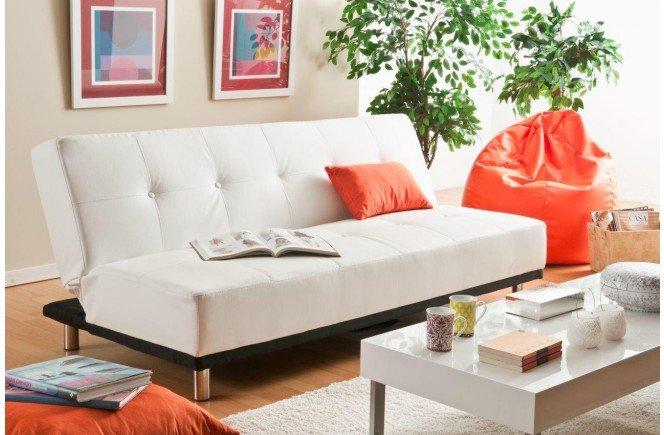 Sofá cama de 3 plazas práctico