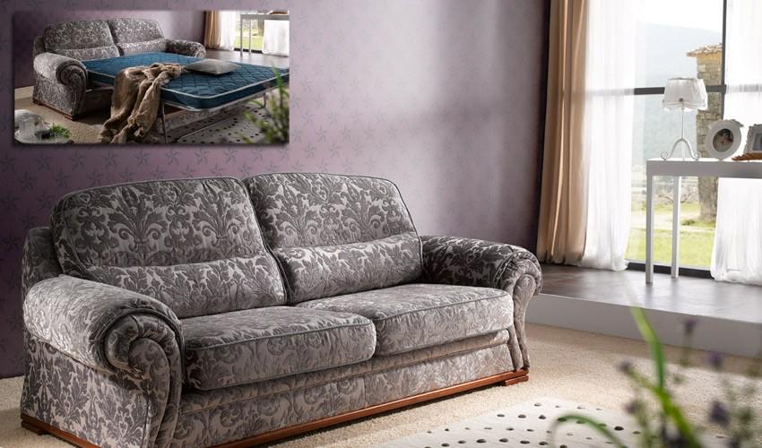 Sof s cama sof s convertibles para tu hogar - Sofa cama clasico ...