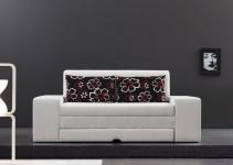 Sofá cama de diseño minimalista