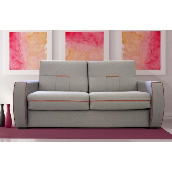 Sofá cama moderno pequeño