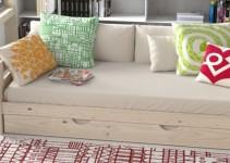 Sofá cama nido pino