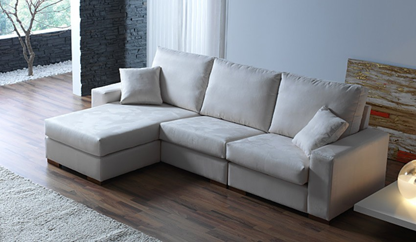 Sofa De 2 Metros Gallery Sof Con Chaise Longue Briton With