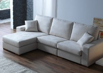 Sofás cama chaise longue